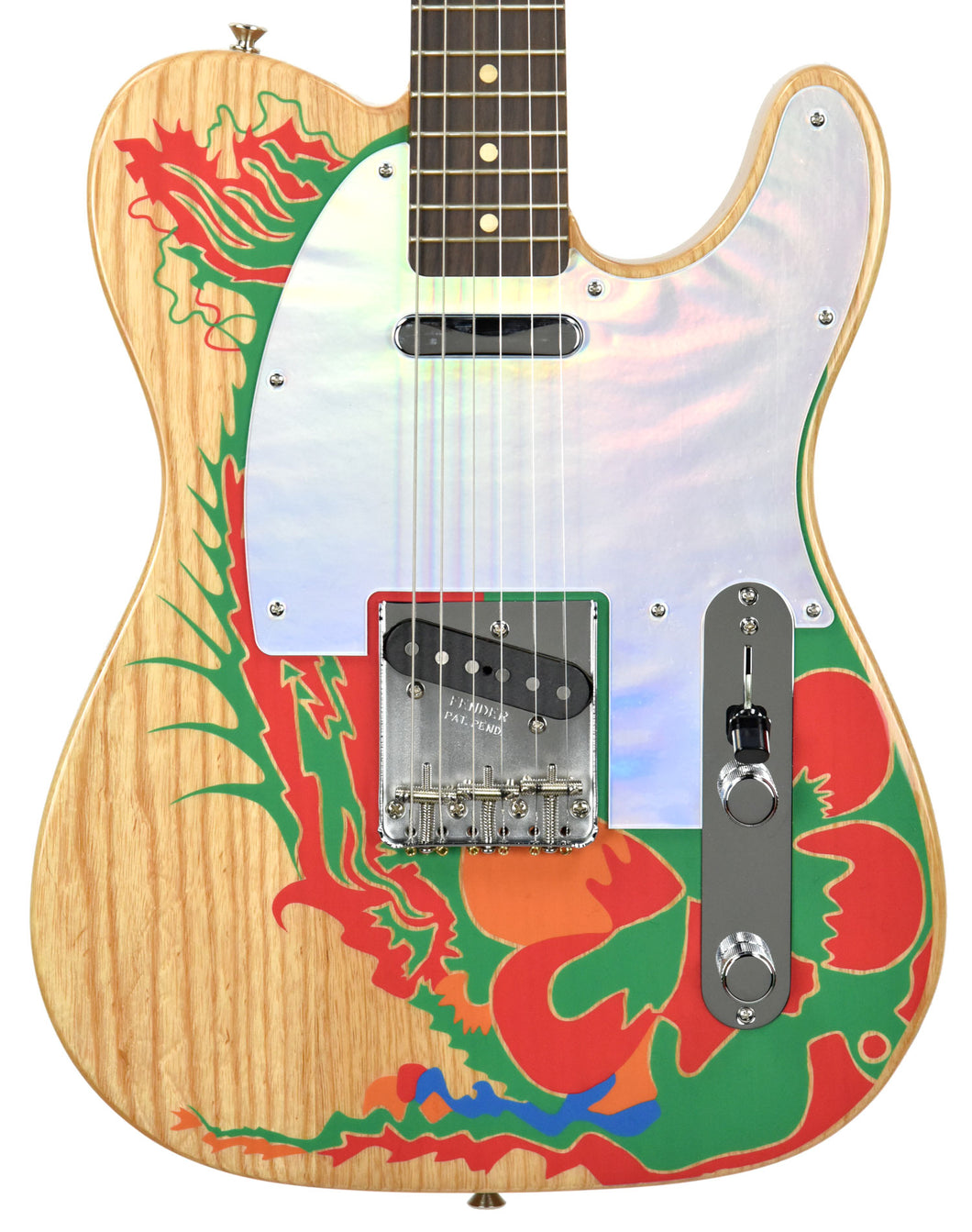 Fender Jimmy Page Telecaster | The Music Gallery | Front Close
