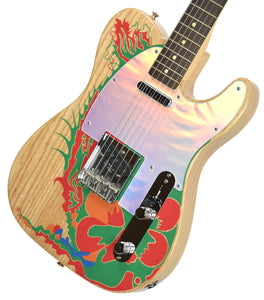 Fender Jimmy Page Telecaster | The Music Gallery | Front Angle 2