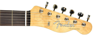 Fender Jimmy Page Telecaster | The Music Gallery | Headstock Front