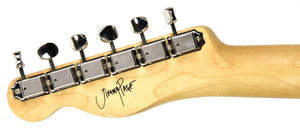 Fender Jimmy Page Telecaster | The Music Gallery | Headstock Back