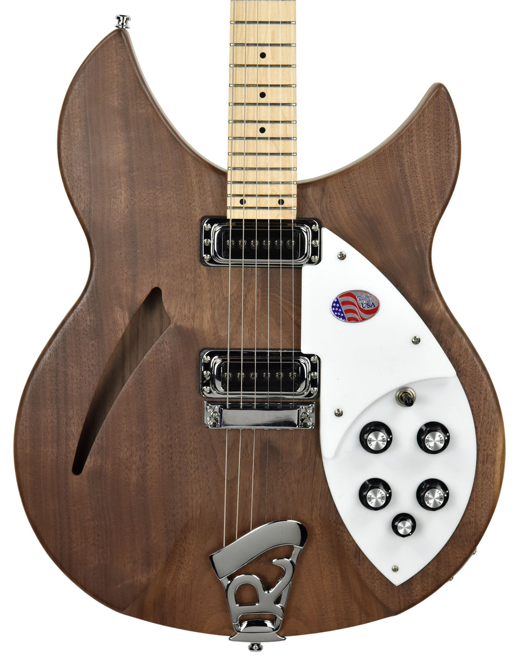Rickenbacker 330W | The Music Gallery | Front Close