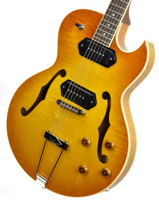 Heritage H-525 in Vintage Sunburst - Front Right