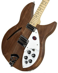 Rickenbacker 330W | The Music Gallery | Front Angle 2