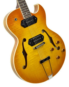 Heritage H-525 in Vintage Sunburst - Front Left