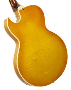Heritage H-525 in Vintage Sunburst - Back Left