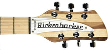 Rickenbacker 330W | The Music Gallery | Headstock Front