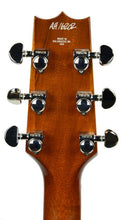 Heritage H-525 in Vintage Sunburst - Headstock Back