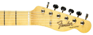 Fender Custom Shop Postmodern NOS Telecaster | The Music Gallery | Headstock Front