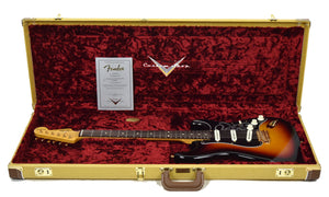 Fender Custom Shop Stevie Ray Vaughan Signature Stratocaster CZ537945 - The Music Gallery