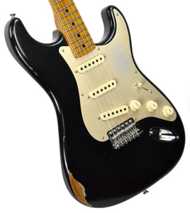 Fender Custom Shop LTD NAMM Roasted 56 Stratocaster | The Music Gallery | Front Angle 1
