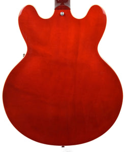 Gibson ES-335 Dot Antique Faded Cherry | The Music Gallery | Back Close
