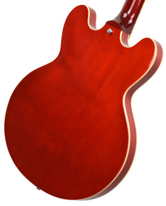Gibson ES-335 Dot Antique Faded Cherry | The Music Gallery | Back Angle 2