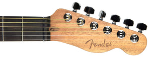 Fender American Acoustasonic Telecaster in Natural US193201 - The Music Gallery