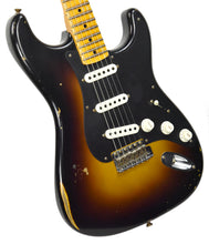Fender Custom Shop Ancho Poblano Stratocaster Relic | The Music Gallery | Front Angle 1