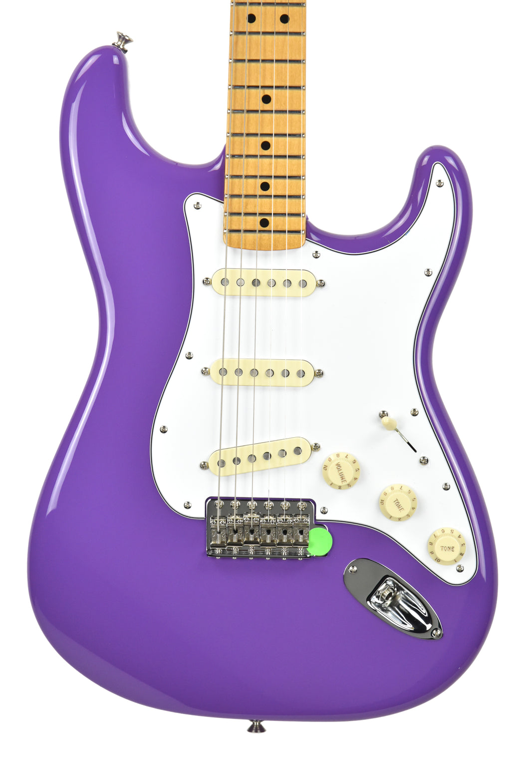 Fender Jimi Hendrix Stratocaster Ultra Violet | The Music Gallery | Front Close