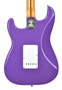 Fender Jimi Hendrix Stratocaster Ultra Violet | The Music Gallery | Back Close