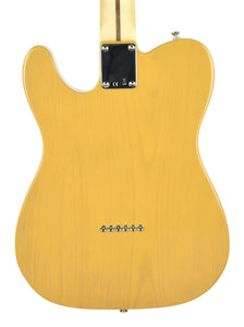Fender® Standard Telecaster in Butterscotch Blonde - Back