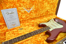 Fender Custom Shop 61 Stratocaster Relic | The Music Gallery | Open Case
