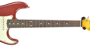 Fender Custom Shop 61 Stratocaster Relic | The Music Gallery | Neck Front