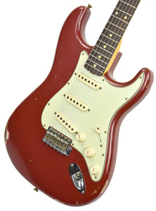 Fender Custom Shop 61 Stratocaster Relic | The Music Gallery | Front Angle 2
