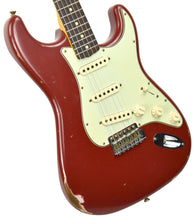 Fender Custom Shop 61 Stratocaster Relic | The Music Gallery | Front Angle 1
