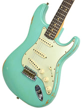 Fender Custom Shop 61 Stratocaster Relic in Seafoam Green CZ542940