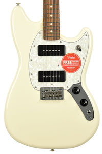 Fender Mustang 90 Olympic White MX19059293