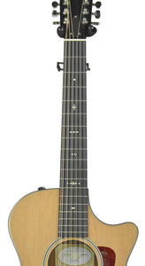 Taylor 552ce 12 String Acoustic Guitar | Neck Front