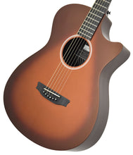 Rainsong Al Petteway Special Edition Carbon Fiber Acoustic Electric 19320 | The Music Gallery | Front Angle 1