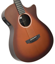 Rainsong Al Petteway Special Edition Carbon Fiber Acoustic Electric 19320 | The Music Gallery | Front Angle 2