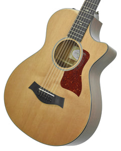 Taylor 552ce 12 String Acoustic Guitar | Front Right