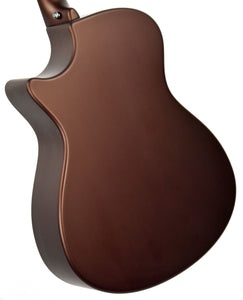 Rainsong Al Petteway Special Edition Carbon Fiber Acoustic Electric 19320 | The Music Gallery | Back Angle 2