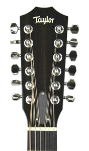 Taylor 552ce 12 String Acoustic Electric Guitar SN# 1105026077