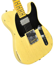 Fender Custom Shop 52 H/S Telecaster Relic Faded Nocaster Blonde R99068