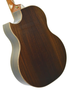 McPherson Camrielle 4.0 Acoustic Guitar | Back Left