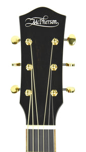 McPherson Camrielle 4.0 Acoustic Guitar | Headstock