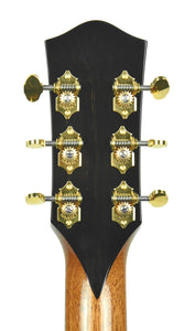 McPherson Camrielle 4.0 Acoustic Guitar | Headstock Back