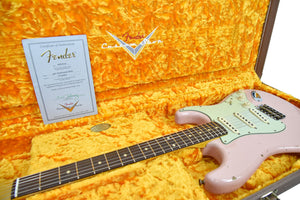 Fender Custom Shop 61 Stratocaster Relic in Shell Pink CZ542972