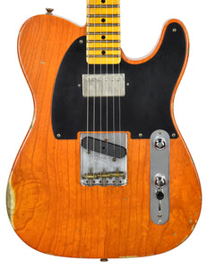 Fender Custom Shop 52 H/S Telecaster Relic | The Music Gallery | Front Close