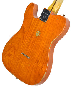 Fender Custom Shop 52 H/S Telecaster Relic | The Music Gallery | Back Angle 1