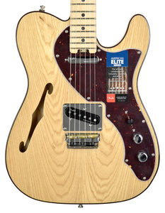 Fender American Elite Thinline Telecaster | The Music Gallery | Front Close