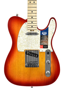 Fender American Elite Telecaster | The Music Gallery | Front Close
