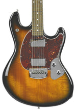 Ernie Ball Music Man StingRay in Vintage Sunburst - The Music Gallery - Front