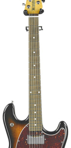 Ernie Ball Music Man StingRay in Vintage Sunburst - Fretboard