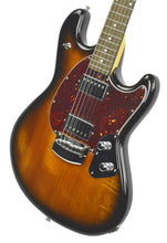 Ernie Ball Music Man StingRay in Vintage Sunburst - The Music Gallery - Front Right