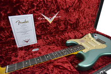 Fender Custom Shop Limited Edition Big Head Stratocaster | The Music Gallery | Open Case Certificate