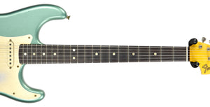 Fender Custom Shop Limited Edition Big Head Stratocaster Sherwood Green CZ541587