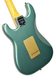 Fender Custom Shop Limited Edition Big Head Stratocaster | The Music Gallery | Back Angle 1