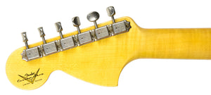 Fender Custom Shop Limited Edition Big Head Stratocaster | The Music Gallery | Headstock Back