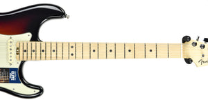 Fender American Elite Stratocaster | The Music Gallery | Neck Front